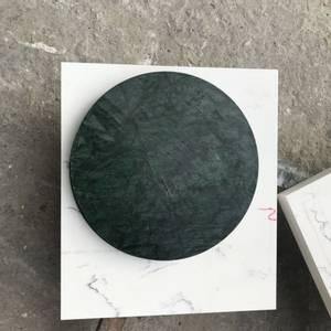 Bilde av Marmorbord i Green Verde med 60 cm diameter
