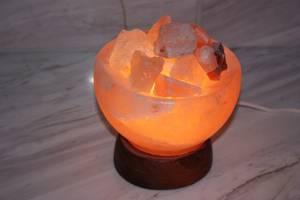 Bilde av Himalaya salt lampe, Bowl